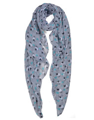 Little Cartoon Sheep Print Scarf Wholesale Price & Discount