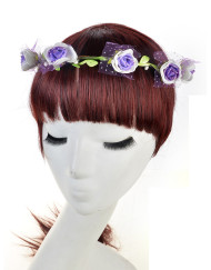 Bella Small Flower Crown