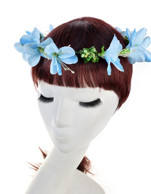 Anne Big Flower Crown