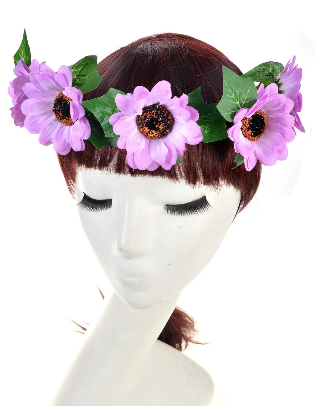 Lucy Big Flower Crown Wholesale Price Discount
