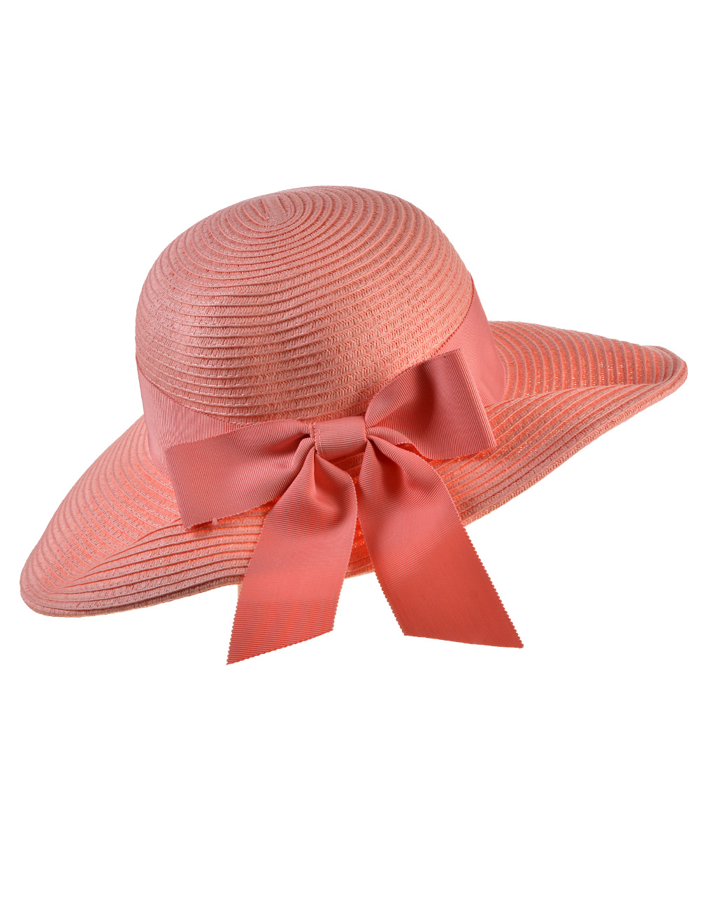 5df405e1 Bow Side Straw Floppy Hat Wholesale Price & Discount