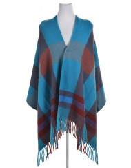 Anna Winter Grid Scarf Wholesale Price & Discount