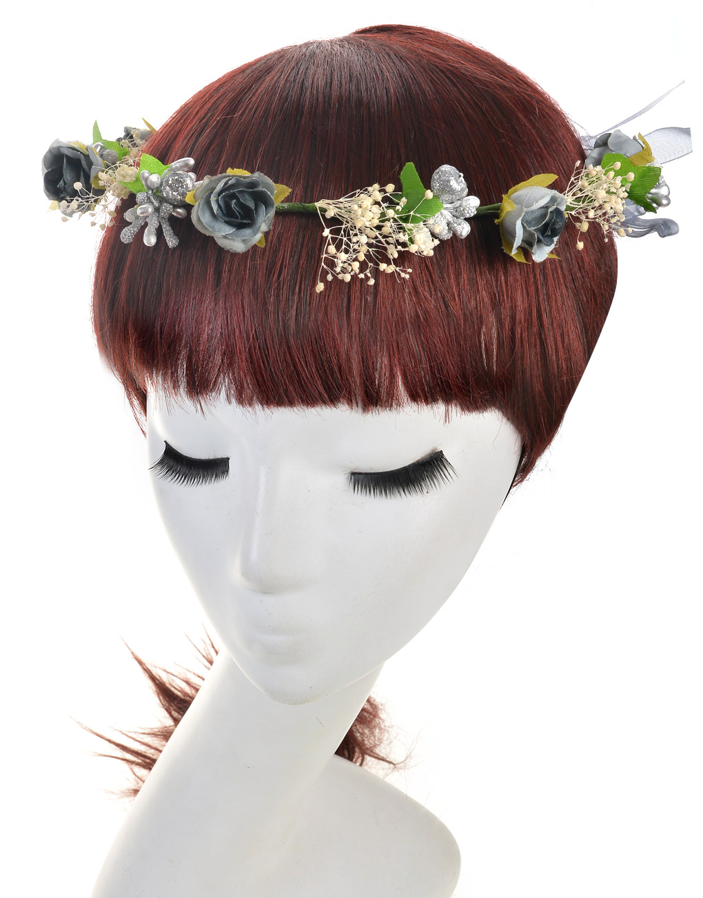 Poppy Small Flower Crown Wholesale Price Discount