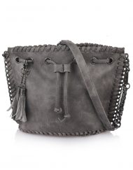 Chain Edge Cross Body Bag
