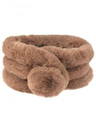 Ultra Soft Fur Neck Scarf