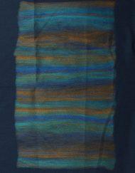 Waterfall Colour Print Winter Scarf