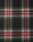 Scottish Check Print Winter Scarf