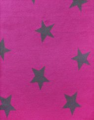 Star Print Winter Scarf