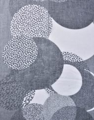 Large Circle Dots Print Scarf