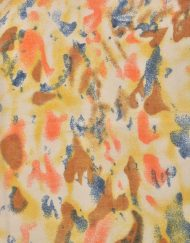 Colourful Camouflage Print Scarf